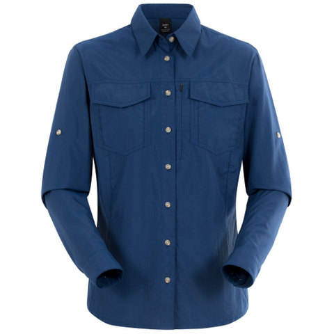 Mont Lifestyle Vented Shirt Womens