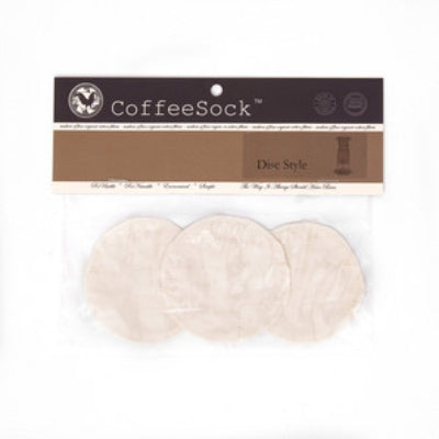 CoffeeSock Disk Filter for AeroPress