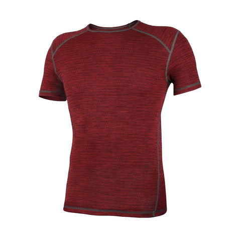 Wilderness Wear Men's Merino Fusion Light 160 Tee Short Sleeve