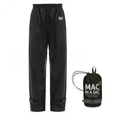 Mac In a Sack Over Pants