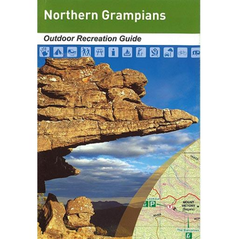 Northern Grampians Outdoor recreation Guide