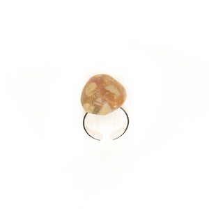 Natural form rings No 10