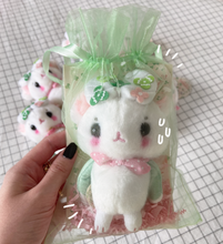 Load image into Gallery viewer, Sweet Clover Mousemoth Bundle- Plush + Pin