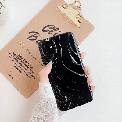 Marble mobile phone case