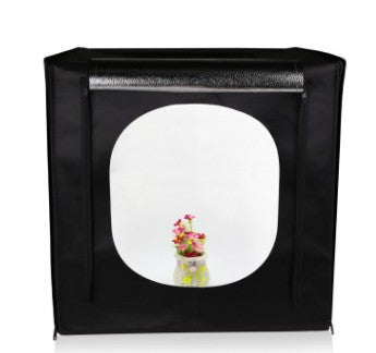 Supply LED soft shed small Fang Peng photography 60CM high brightness light box light tent with portable bag