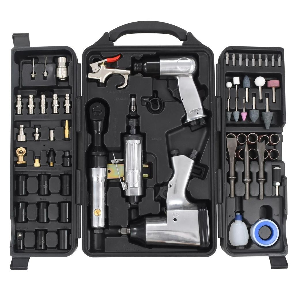 Pneumatic tool kit 70 pcs