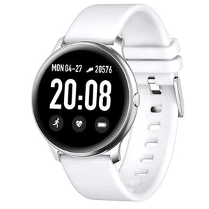 Heart Rate Blood Pressure Oxygen Monitor Smart Watch