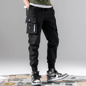 Slim Fit Feet Thin Sports Cropped Casual Pants
