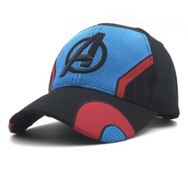 New Europe and the United States popular movie Marvel around the Avengers baseball cap Avengers embroidery cap spot