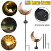 Solar Powered LED Lawn Light Outdoor Waterproof Landscape Courtyard Solar Ground Garden Lamp