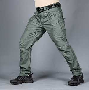 IX7 training pants army fan pants