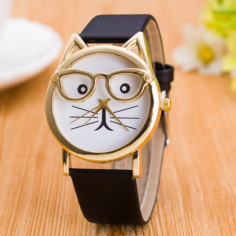 Lovely Cartoon Children Watch