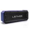 Cold lion (Lenyes) Bluetooth speaker black 360 degree surround waterproof shatter-resistant wireless speaker / stereo