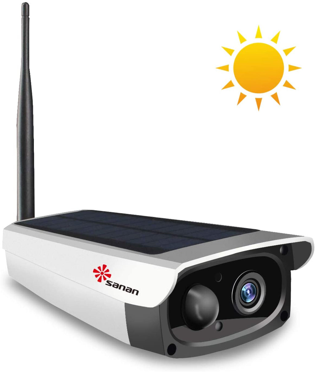 Solar Security Camera Wireless IP Camera