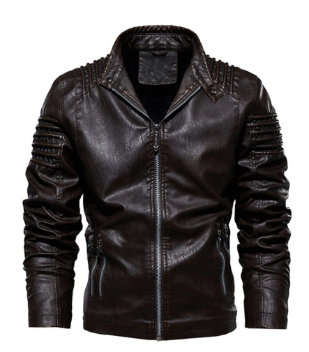 CORSAIR RIDER LEATHER JACKET