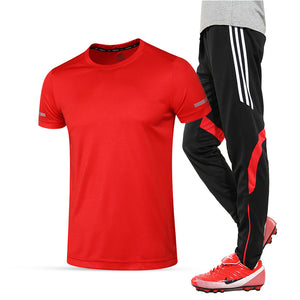 Quick-drying running fitness set