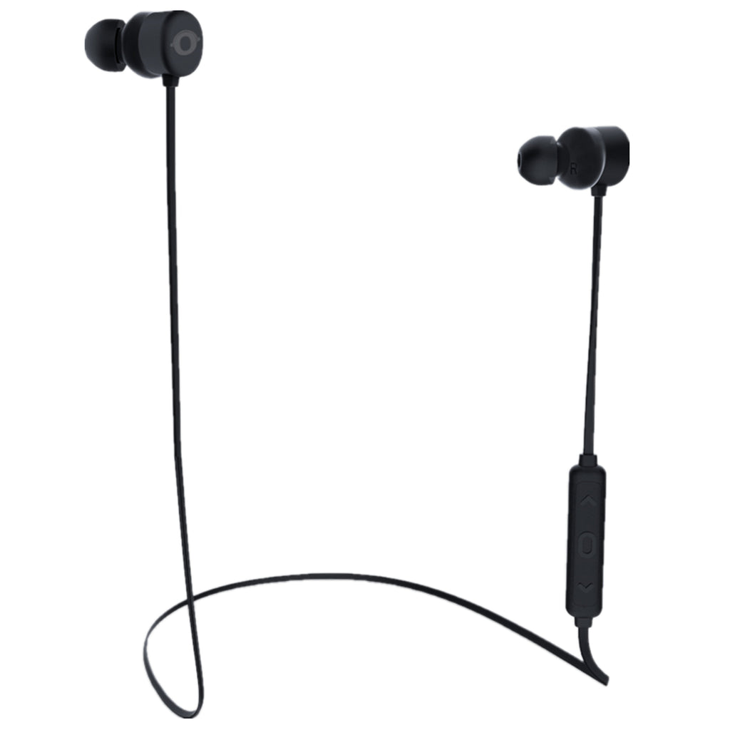 Waterproof Sports Earphones Noise Cancelling Stereo Sound Headsets, Wired In-Ear Earbuds