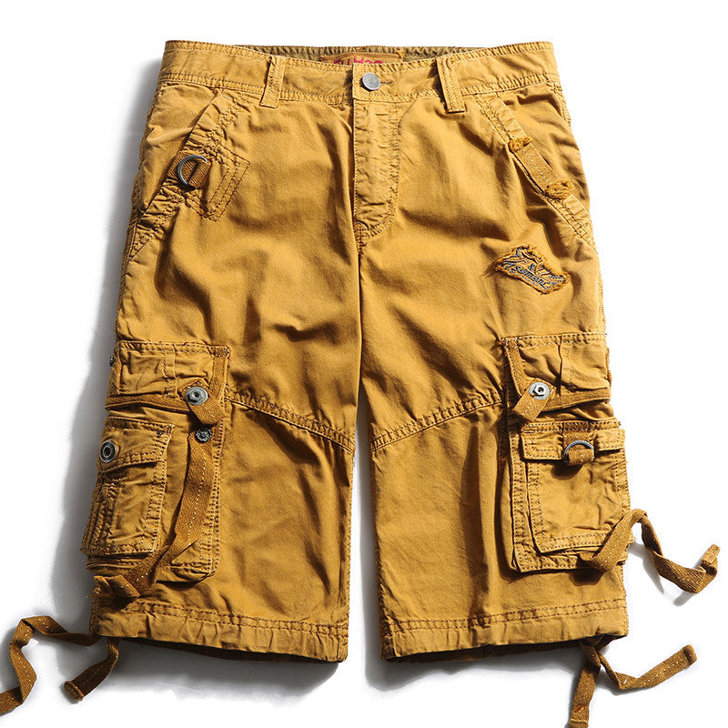 Multi-bag tooling shorts