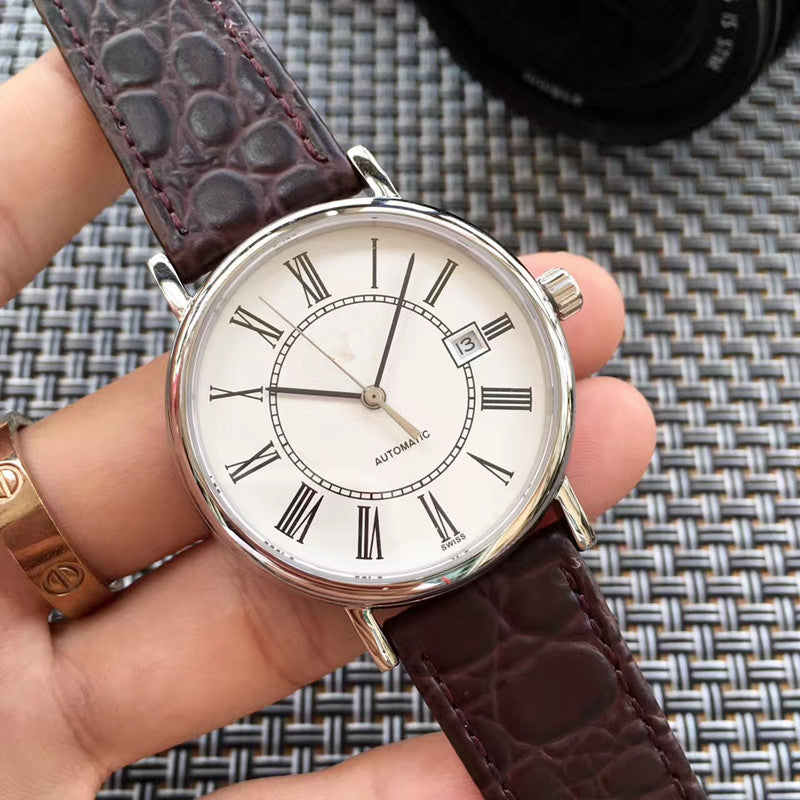 Watch manufacturer, wholesale, explosion, men's high-end brand, mechanical watch, Japanese movement, waterproof men's Watch