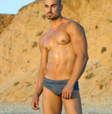 Men's Boxer Swimwear