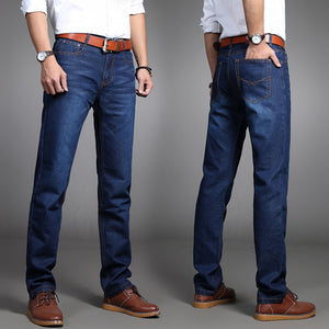Men's Summer Wear-resistant Jeans