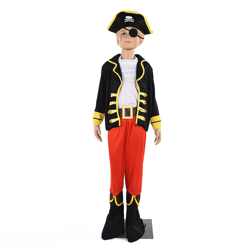 Pirates of the Caribbean Captain Jack Costume