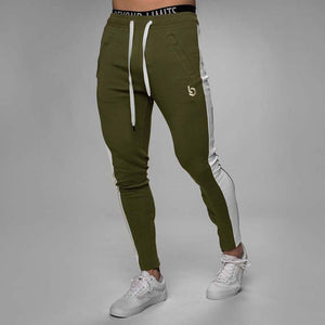 Sports fitness running training slim pants