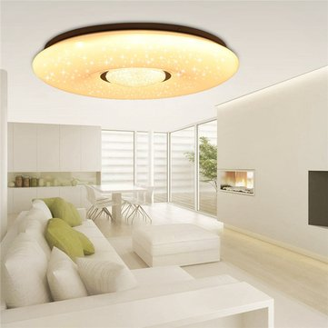 54W LED Dimmable Lamp Ceiling Down Light Fixture Surface Living Room Bedroom