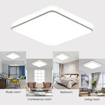 Holmark 24W LED Square Ceiling Light Flush Mount Home Fixture Home