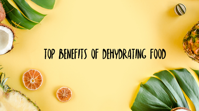 Top Benefits of Dehydrating Food