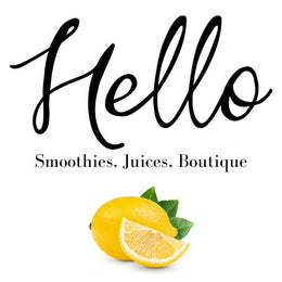 Hello - Smoothies, Juices, Boutique