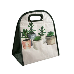 Succulent Lunch Bag