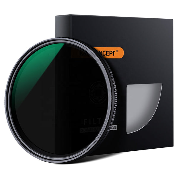 K&F Concept Variable Pro ND8-2000 Neutral Density Lens Filter - 77mm
