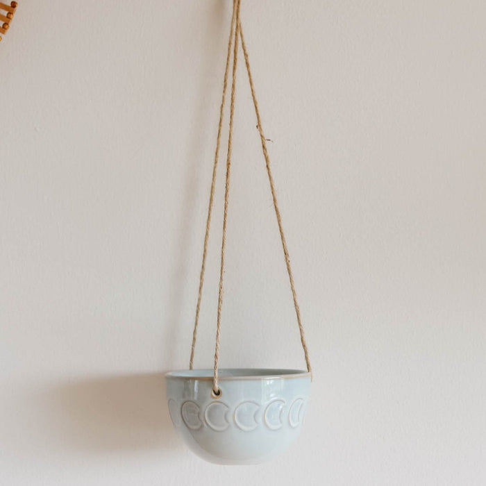Moon Shift Hanging Planter
