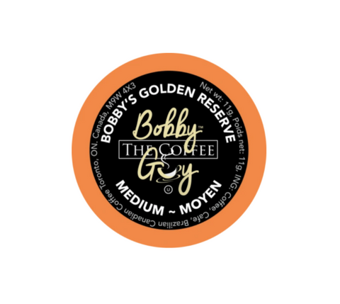 Bobby the Coffee Guy k cup