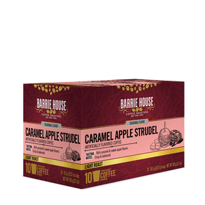 Load image into Gallery viewer, Barrie House  Caramel Apple Strudel  22 k cups
