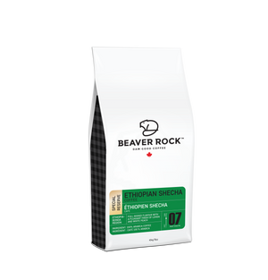 Load image into Gallery viewer, Beaver Rock Ethiopian Shecha Beans 8oz