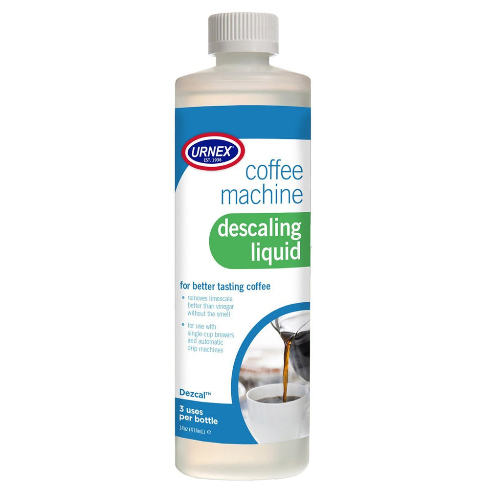 Urnex Coffee Machine Descaling Liquid 14oz