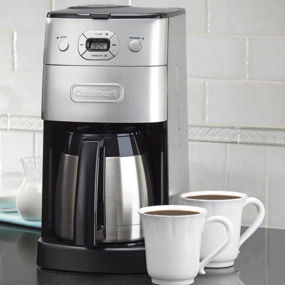 Cuisinart Automatic Grind & Brew DGB-450C (10 Cup Brew)
