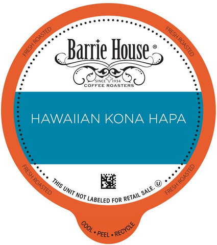 Barrie House K cups