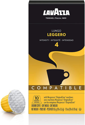 Load image into Gallery viewer, Lavazza - Lungo Leggero