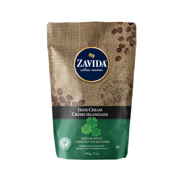 ZAVIDA WB Irish Cream 12oz
