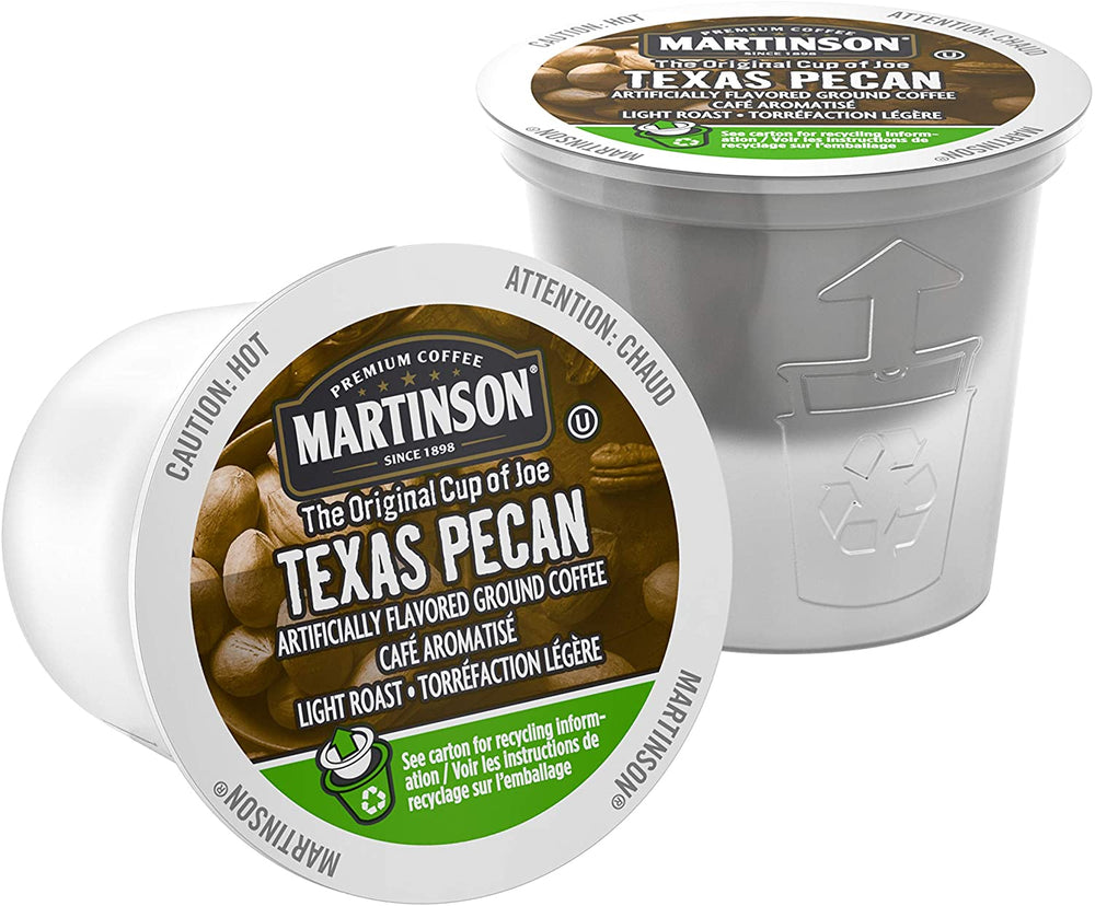 Martinson Joe Flav RC Texas Pecan 24 CT