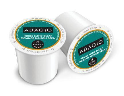Adagio Coffee k cup