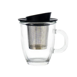 Load image into Gallery viewer, Grosche - Aspen Infuser Tea Mug 400ml
