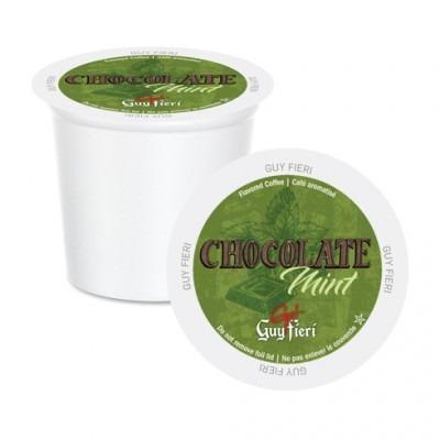 Guy Fieri K CUP Chocolate Mint 24 CT