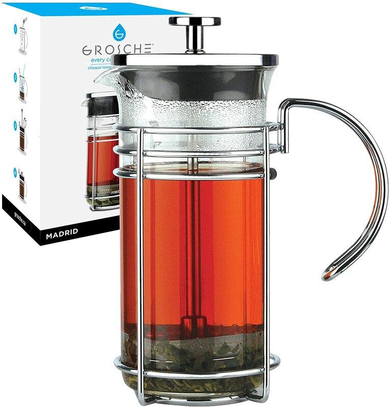 Load image into Gallery viewer, Grosche  -  Madrid French Press (1000 mL)