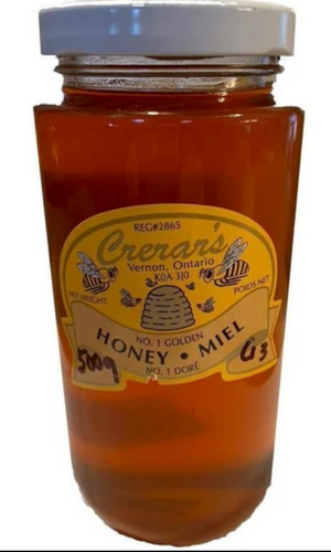 Load image into Gallery viewer, Crerar's Honey -  Golden 500g