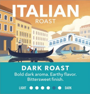 The Coffee Bean & Tea Leaf - Italian Roast 24 CT