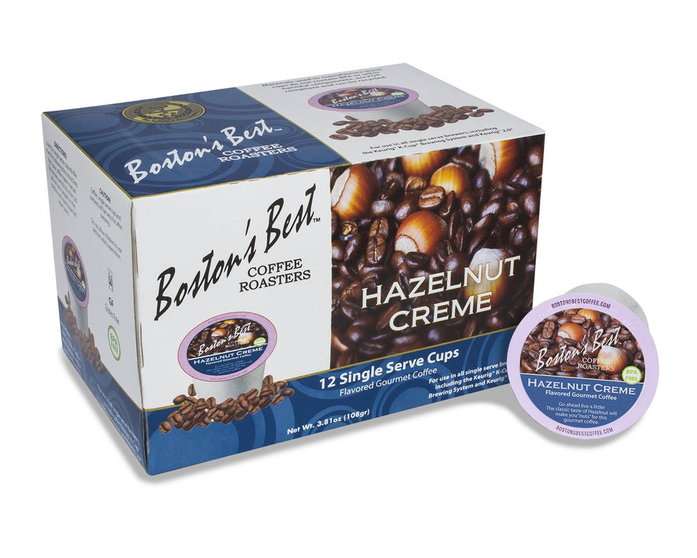 Load image into Gallery viewer, Boston Best - Hazelnut Creme 12 CT